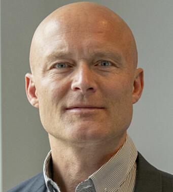 Strategi- og kommunikasjonsdirektør Steinar Meling i Norce