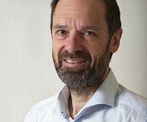 Jan-Gunnar Winther mener det både er høy aktivitet og kvalitet i senteret han leder.