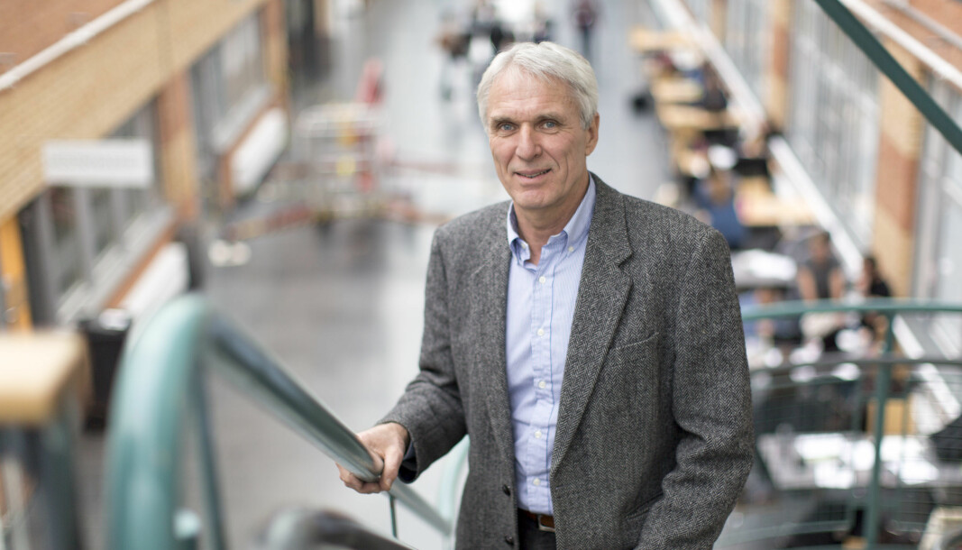 Johnny Thorsen er direktør for infrastruktur ved Universitetet i Sørøst-Norge. Han har tatt opp universitetets skepsis til Units styring flere ganger siste året.