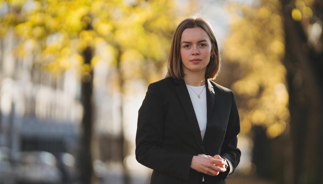 Rebekka Lie i Tekna Student har to gode råd til ekspertutvalget for studentenes pyskiske helse.