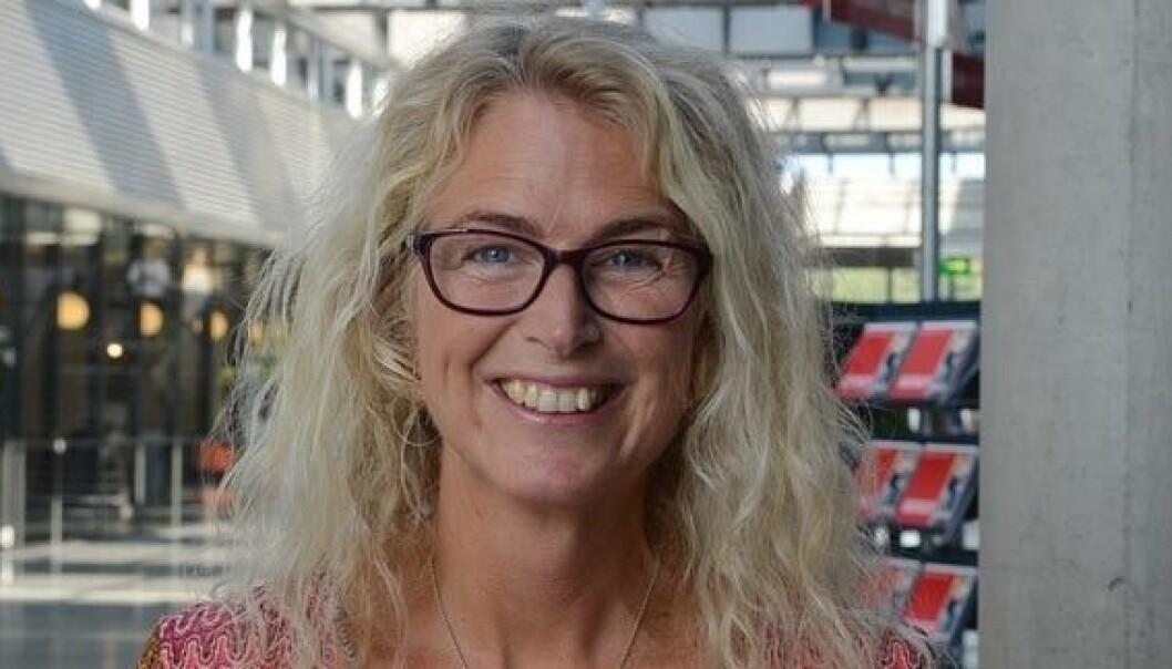 Marit Wergeland får fire nye år som dekan for kunstfakultetet ved Universitetet i Agder.