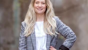 Unio-studentenes leder Iril Myrvang Gjørv. Hun mener derfor studentenes økonomi burde vært inkludert i Ekspertrapporten.