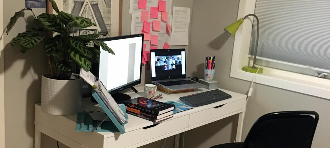 Hvordan overleve den digitale undervisningen