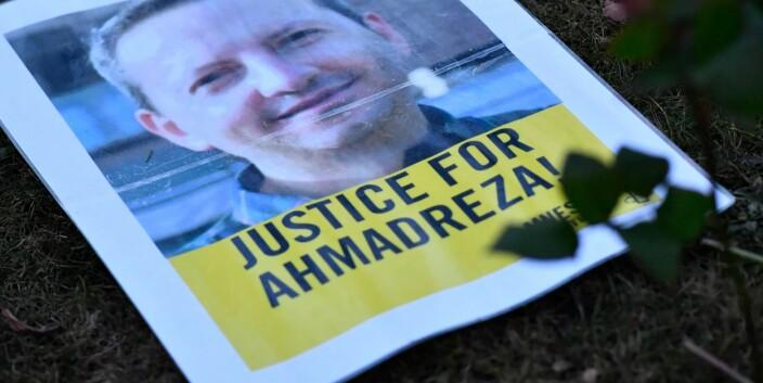 Svensk-iransk forsker dømt til døden. Har ringt for å ta farvel