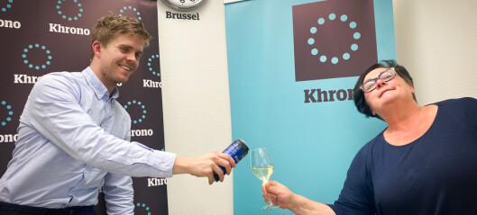 Hederlig omtale til Khronos journalistikk om faktaundersøkelser