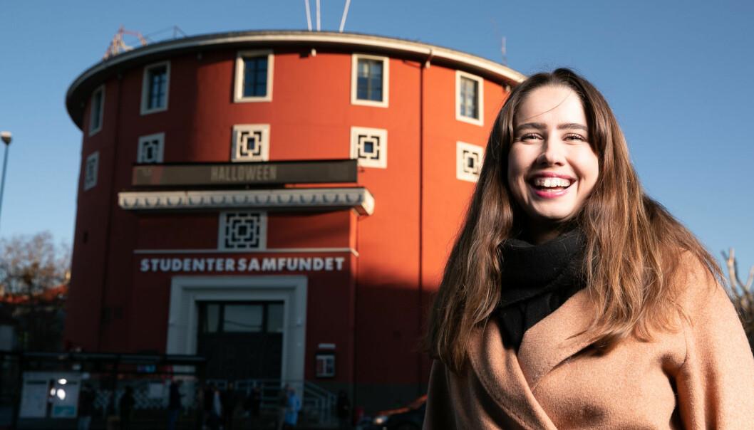 Leiar for Studentersamfundet i Trondheim, Karen Mjør, opplyser at prosjektet om å utvide Studentersamfundet med heile 4100 kvadratmeter er svært nære å vere fullfinansiert.