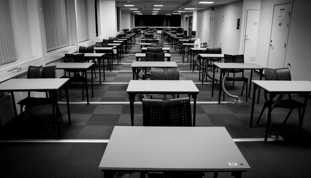 — Jeg er helt sikker på at dersom UiO hadde hatt et bredere og bedre hjelpetilbud ville jeg nå ha kommet mye lenger i utdannelsen min, skriver Embla Imset.