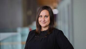 ... og det gjør også kommunikasjonsrådgiver i Avinor, Nora Prestaasen.