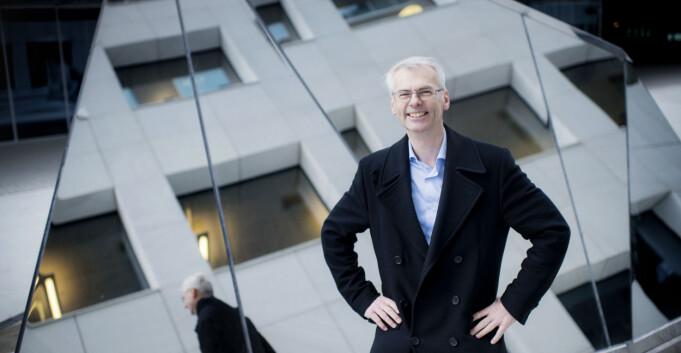 Øystein Thøgersen får ny periode som rektor på NHH