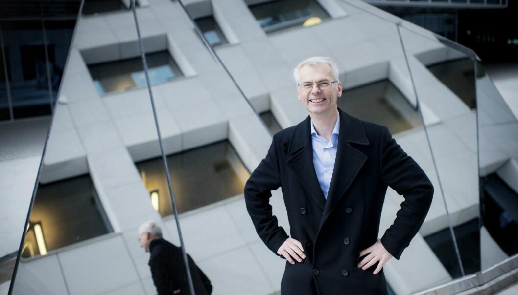 Professor Øystein Thøgersen er ansatt som ny rektor ved Norges Handelshøyskole.