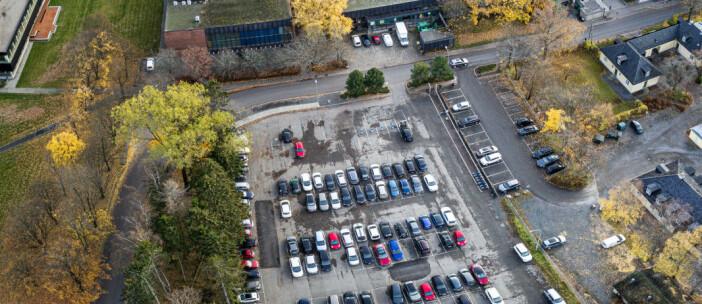 Professor-protest i Oslo mot parkerings-gebyr