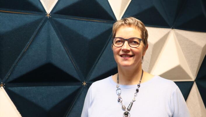 Rektor ved Nord universitet. Hanne Solheim Hansen.