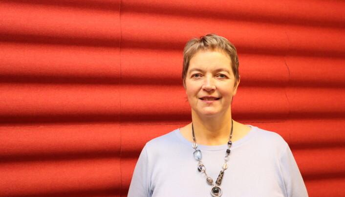 Rektor Nord universitet. Hanne Solheim Hansen.