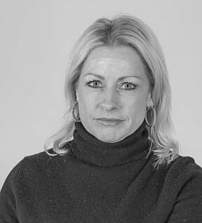 Merete Lingjærde, tillitsvalgt for Forskerforbundet