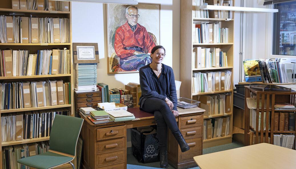 Professor Vigdis Vandvik ønsker at flere kvinner skal bli nettopp professor. Men da må systemet endres, ikke kvinnene, sier hun.
