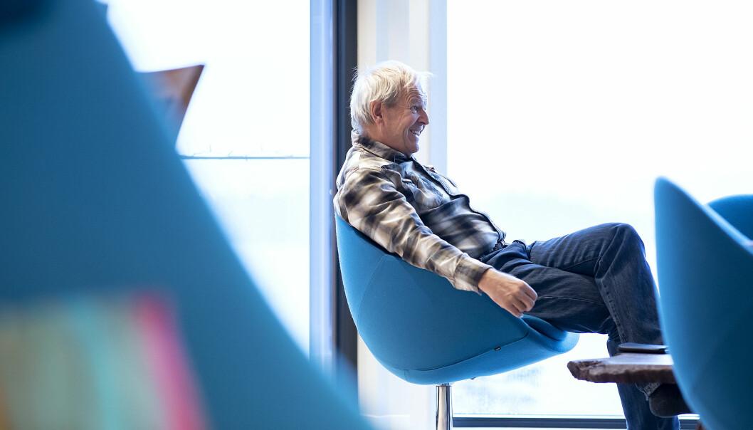 Petter Bjørstad har ledet et institutt som har vokst mye. Han har blitt takket av fra universitetsstyret ved Universitetet i Bergen, og har nå fått avskjed i nåde.
