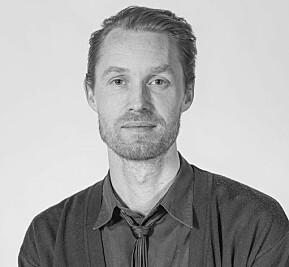 Peter Løchstøer, fagansvarlig for klesdesign og kostymedesign.