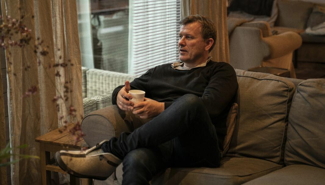 Svenn-Erik Mamelund ved OsloMet er en av flere som har fått ubehagelige meldinger etter uttalelser i media.