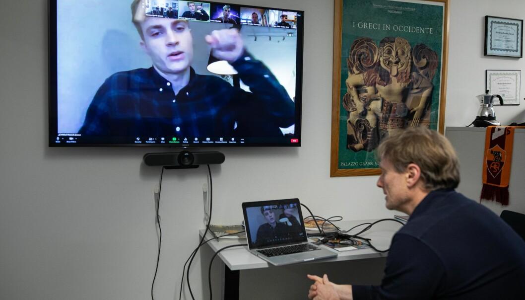 Hovedinntrykket med digitale undervisningsformer under pandemien er positivt, skriver Elin Børrud.