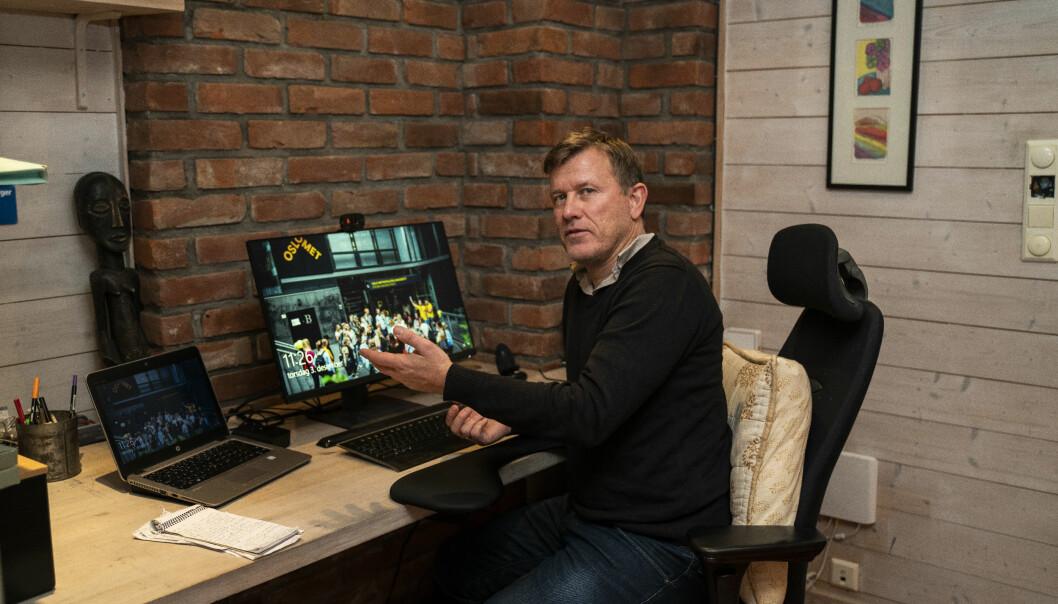 Svenn-Erik Mamelund beskriver en ekstrem etterspørsel etter kunnskap.