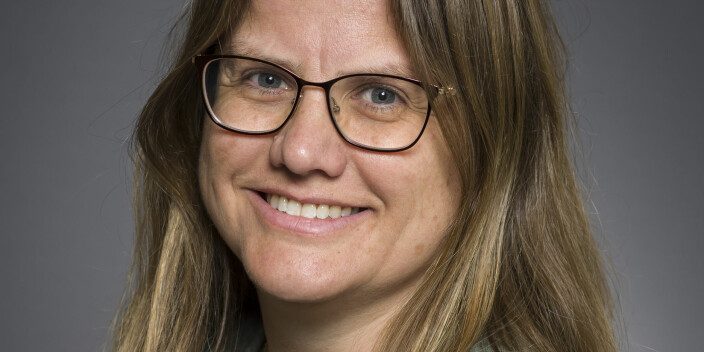 Heidi Sandaker, professor i partikkelfysikk.