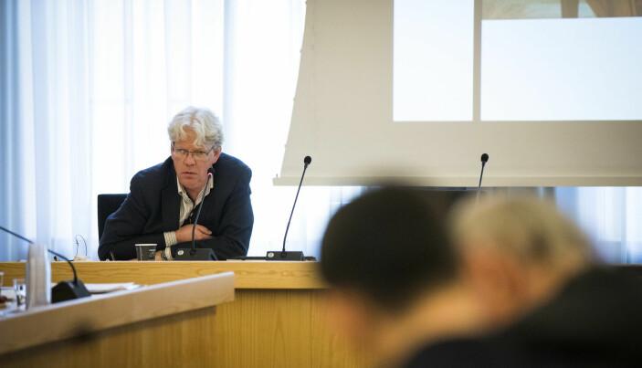 — Vi er avhengig av openheit for å kunne ha tillit til at institusjonane tilset folk etter nøytrale prinsipp, seier Tron Strand, leiar Presseforbundets offentlighetsutvalg.