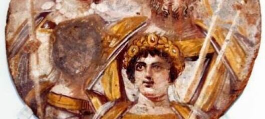 Også i antikken kunne man kunsten med å slette minner