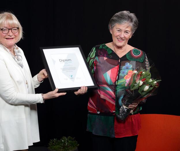 Professor Kari Dyregrov får prestisjepris