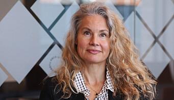 Kommunikasjonsdirektør Anette Bjerke, Statens lånekasse for utdanning.
