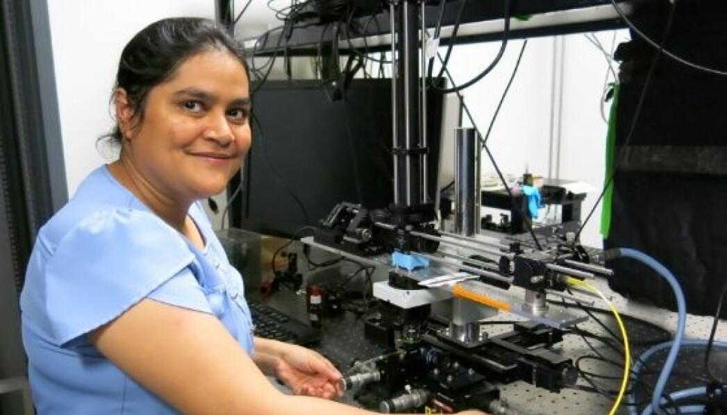 UiT-forsker Krishna Agarwal koordinerer prosjektet som har kommet gjennom nåløyet i EU-programmet Future and Emerging Technologies.