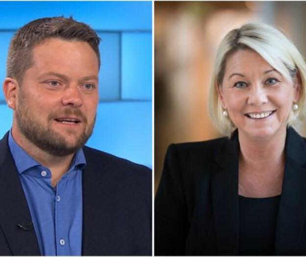 Monica Mæland og Roger Sevrin Bruland blir æresalumner ved UiB