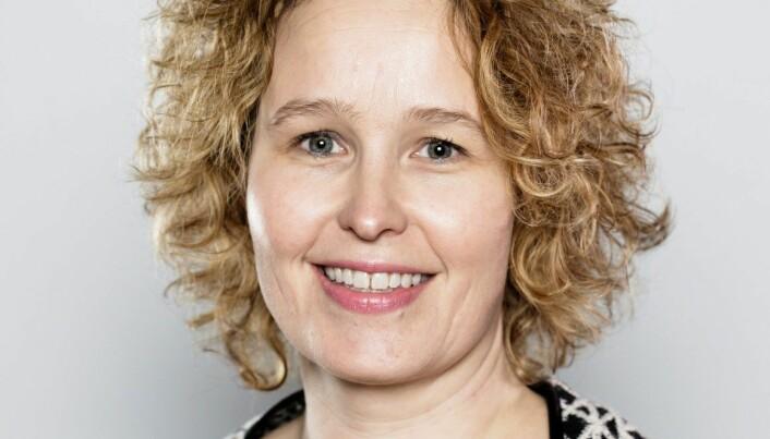Elin Kubberød, førsteamanuensis ved Handelshøyskolen på NMBU er en av de 9 meritterte underviserne. Foto Gisle Bjørneby