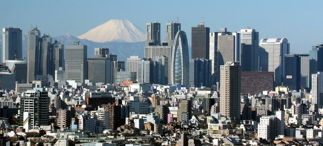 Noe satte en effektiv stopper for de olympiske sommerlekene som skulle avholdes i denne storbyen.