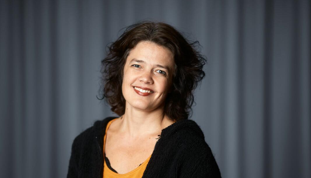 Forsker Astrid Kvalbein er en av to rektorkandidater som foreløpig stiller ved rektorvalget ved Norges musikkhøgskole.