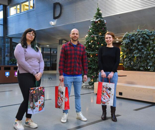 Flere må feire jul i Norge for første gang