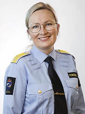 Kristina Lægreid, direktør ved Krus.