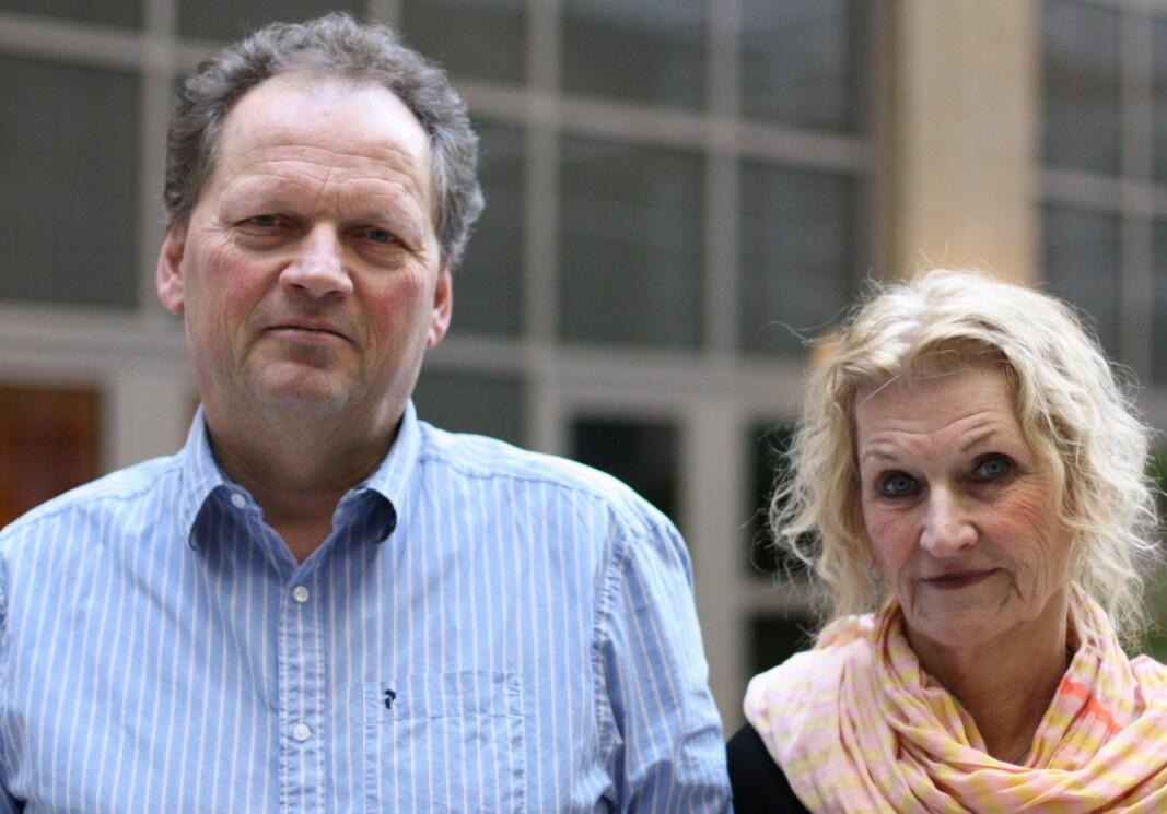Dag Ellingsen og Ulla-Britt Lilleaas har forsket på politiet. De møter kritikk - og svarer.