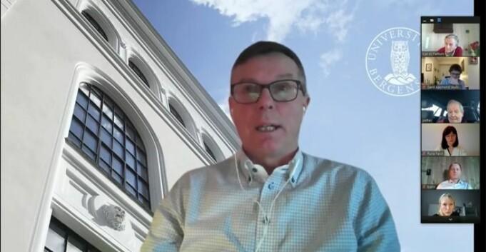 UiB: Ekstern granskning av Knudsen-saken forberedes
