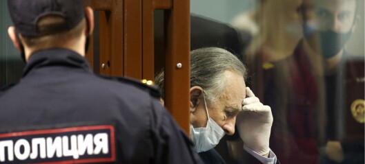 Russisk professor dømt for drap på samboer og student