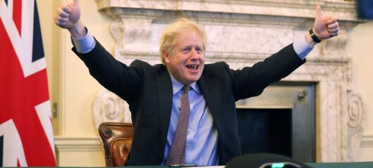 Storbritannia ute av Erasmus-samarbeidet
