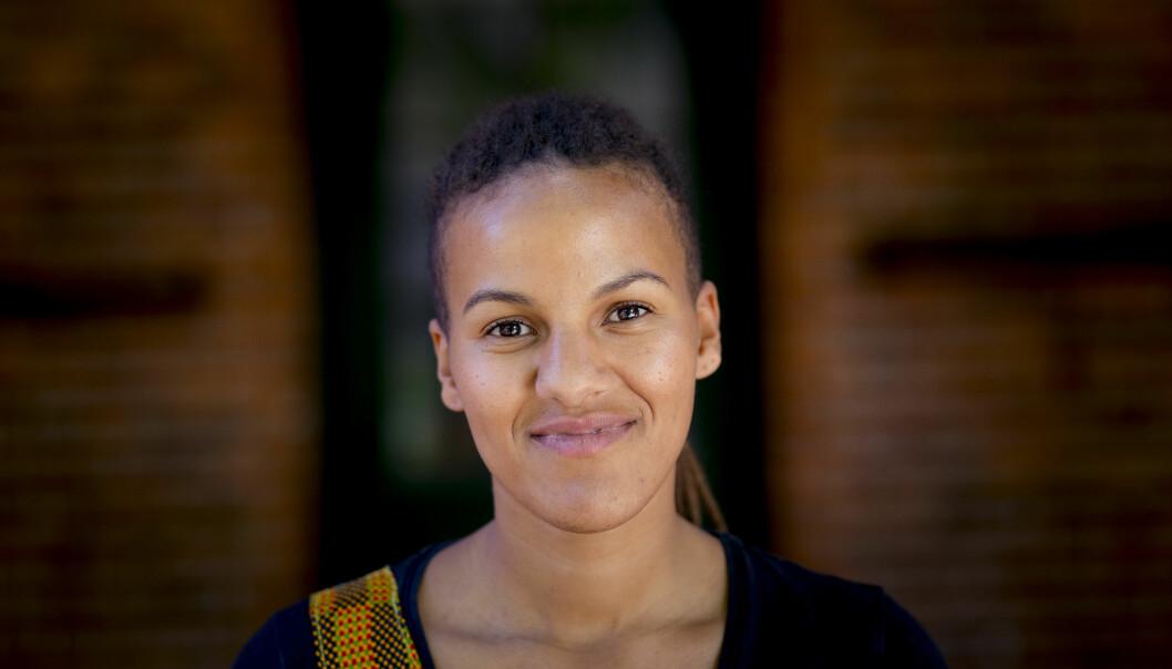 Stina Ihle Amankwah er rådgiver i Minotenk. MInotenk ønsker å bidra til økt deltakelse i, og økt tillit til, samfunnet blant innvandrere og deres barn.