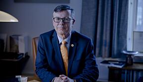 Rektor ved UiT Norges arktiske universitet, Dag Rune Olsen.