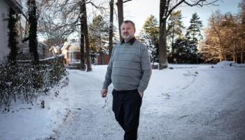 Samskipnasdirektør i Ås, Einride Berg.