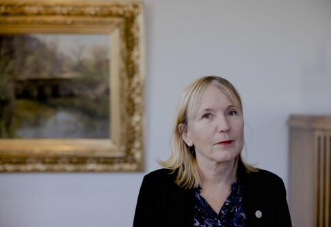 Hagen ny rektor ved UiB