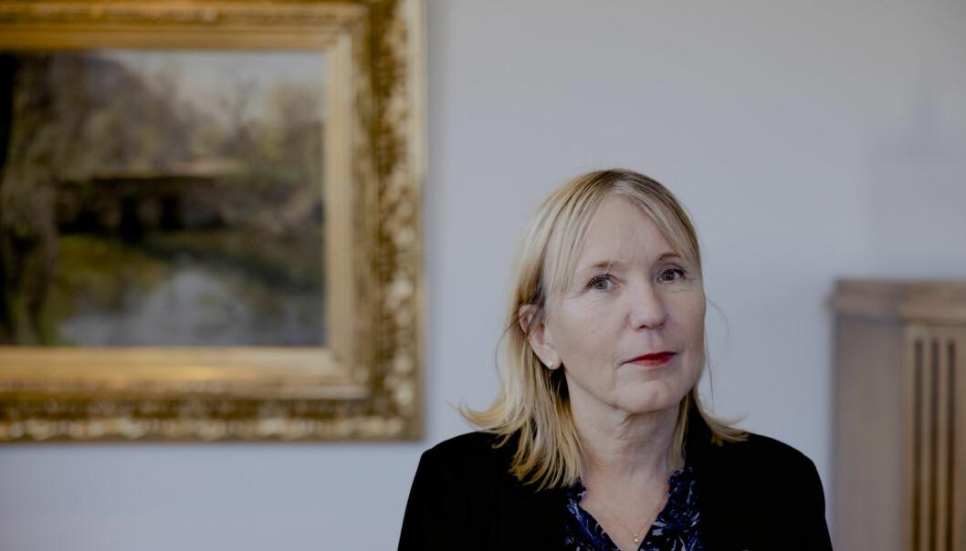 Margareth Hagen svarer rektor ved Universitetet i Stavanger, Klaus Mohn, i den pågående strid om medsinutdanning på Vestlandet.