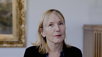 Ny rektor vil ikke bli distrahert av Knudsen-saken