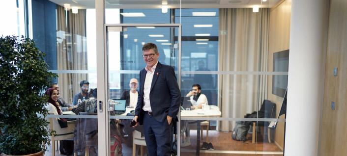 Oslo-rektor reagerer på vestlandsk pessimisme
