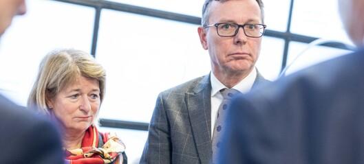 Husebekk mener UiB-Olsen kan være utsatt for en svertekampanje