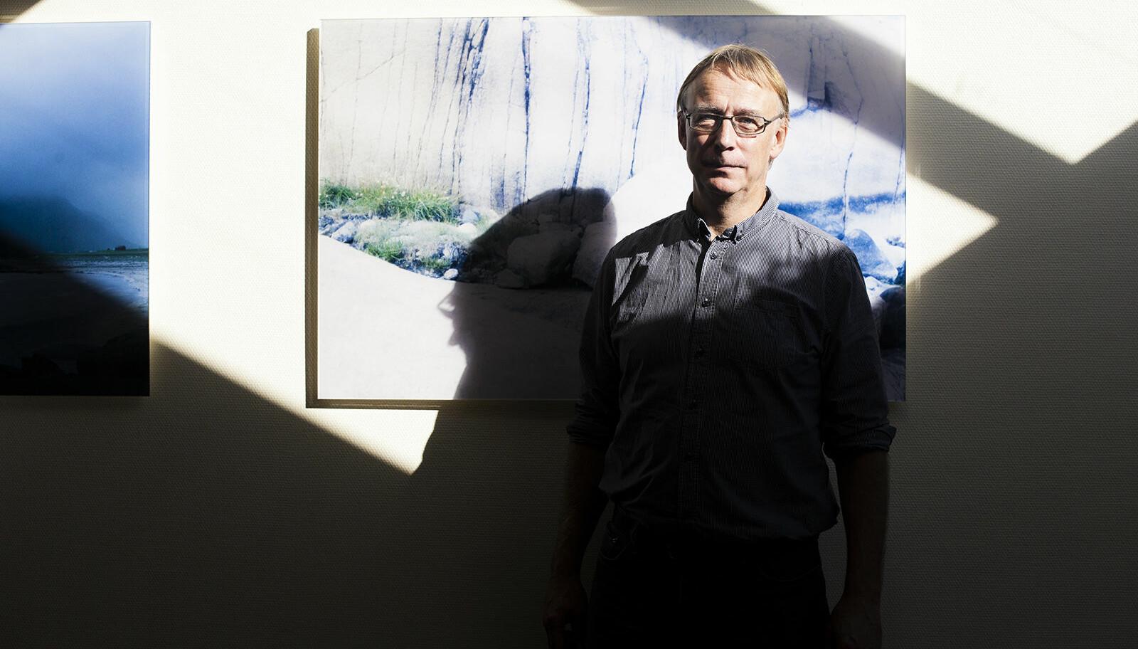 — Det kan synes om visjonene ikke har helt rot i virkeligheten, sier Jan Wessel.