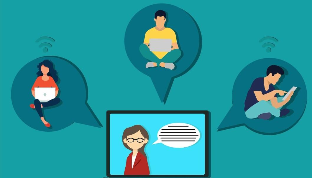 Mye undervisning er gjort digital. Hva sier forskningen om effekten?